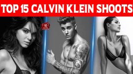 Top 15 Calvin Klein Shoots