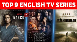 Top 9 English TV Series