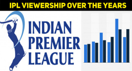 The Indian Premier League Viewership Over The Years