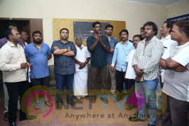 Film Producer Council & Outdoor Unit Assosiation Launch A Technicians Union images Tamil Gallery
