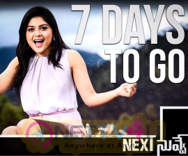 Next Nuvve Movie 7 Days To Go Poster Telugu Gallery