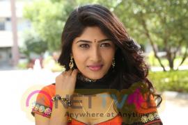 Actress Roshini Prakash Latest Pretty Pics  Telugu Gallery