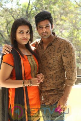 Karam Dosa Movie Press Meet Attractive Stills