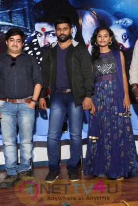 Santha Bhai Movie Press Meet Stills Telugu Gallery