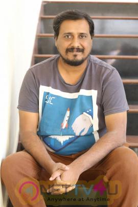 Director Venu Sree Raam Interview Images Telugu Gallery