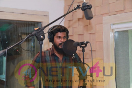 Superstar's Kaala Movie Dubbing Started Today Stills Tamil Gallery