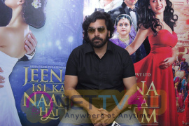 Interview With Ashutosh Rana & Manjari Phadnis For Film Jeena Isi Ka Naam Hai-Photo