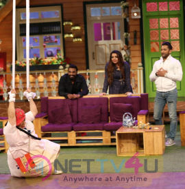 Photos Of Kapil Sharma Show With Remo, Vaibhavi And Terrence