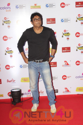 The Red Carpet Of Mirchi Music Marathi Awards Gorgeous Pics  Hindi Gallery