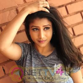 Actress Alya Manasa  Cute Pics