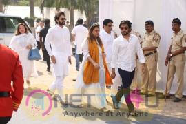 Celebs Arrives Sri Devi Last Journey At Celebration Sports Club Hindi Gallery