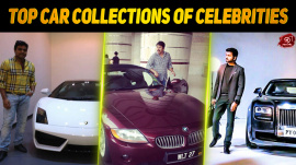 Top Car Collections By Southern Celebrities