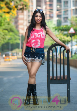 Actress Aishwarya Arora Cute Stills  Telugu Gallery