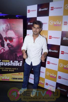 Celebrities At Screening Of Web Series Kaushiki Photos  Hindi Gallery