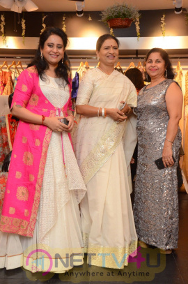 Sidney Sladen Boutique Launch In Hyderabad And Fashion Show Images Telugu Gallery
