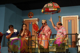 Actor Y.Gee.Mahendra New Stage Show Tamil Gallery