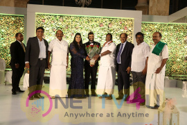 Le Meridien Hotel Chairman G.Periasamy Daughter Anandhi Wedding Reception  Tamil Gallery