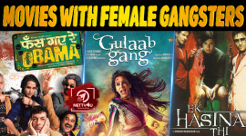 10 Bollywood Movies With Female Gangsters
