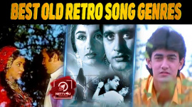 10 Bollywood Old Retro Song Genres!!