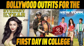10 Bollywood Outfits For The First Day In College