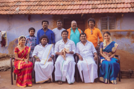 PanniKutty Movie Shooting Wrapped Up Pics