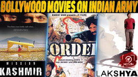 Top 10 Bollywood Movies On Indian Army