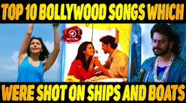 Top 10 Bollywood Songs Which Were Shot On Ships And Boats