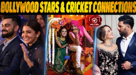 Top 10 Bollywood Stars And Cricket Connections