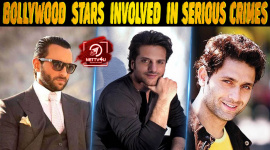 Top 10 Bollywood Stars Involved In Serious Crimes