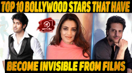 Top 10 Bollywood stars that have become invisible from films