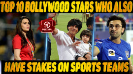 Top 10 Bollywood Stars Who Also Have Stakes On Sports Teams