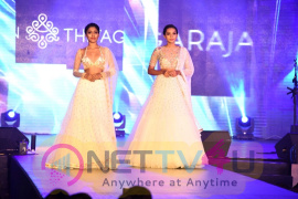 Actress Aditi Balan Showstopper At Provoke Summer Fashion Festival 2018 Beautiful Images Tamil Gallery
