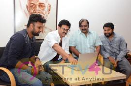 Daggubati Venkatesh Launched Ramaramare Song Telugu Gallery