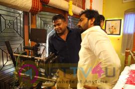 Kaatteri Movie Shooting Spot Exclusive Photos  Tamil Gallery