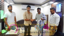 Marainthirunthu Paarkum Marmam Enna Tamil Movie Poster Launch Images  Tamil Gallery