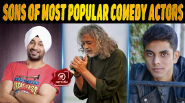 10 Sons Of Most Popular Comedy Actors