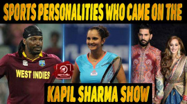 10 Sports Personalities Who Came On The Kapil Sharma Show