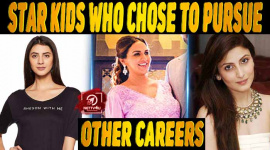 10 Star Kids Who Chose To Pursue Other Careers