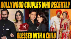 10 Top Bollywood Couples Who Recently Became Parents And Blessed With A Child