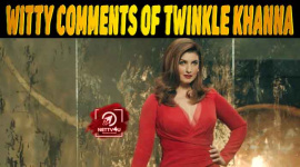 10 Witty Comments Of Twinkle Khanna