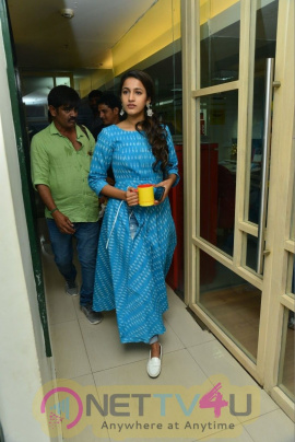 Happy Wedding Movie Team In  Vijayawada Radio Mirchi Telugu Gallery