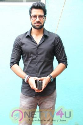 Siva Siva Movie Pooja Pics