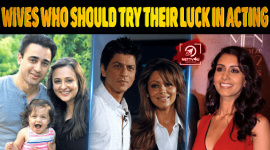 10 Bollywood Actors' Wives Who Should Try Their Luck In Acting