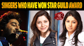 Top 10 Best Playback Singers Who Have Won Star Guild Award