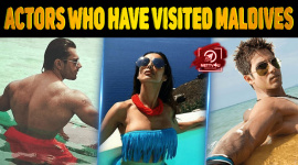 Top 10 Bollywood Actors Who Have Visited Maldives