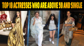 Top 10 Bollywood Actresses Who Are Above 50 And Single
