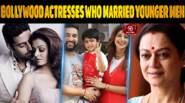Top 10 Bollywood Actresses Who Married Younger Men