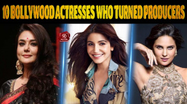 Top 10 Bollywood Actresses Who Turned Producers