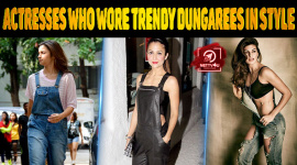 Top 10 Bollywood Actresses Who Wore Trendy Dungarees In Style