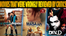 Top 10 Movies That Were Wrongly Reviewed By Critics